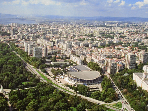 Varna Bulgaria  City new picture : Varna is the third largest city in Bulgaria, an important ...